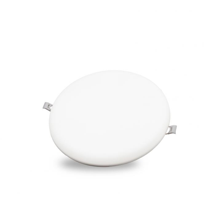 24w 225mm 6500K Ultra Slim LED Panel Light Round Shape With Long Life