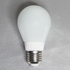 5W Dimmable LED Lights LED Ceramic Bulb Warm / Nature / Cool White For Home