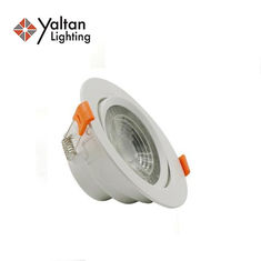 Round Shape Indoor 5W LED Recessed Downlights